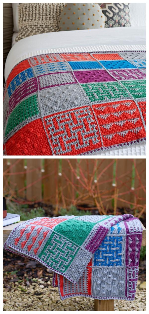 Crochet Easiest Blankets