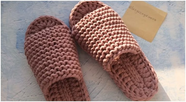 Double Sole Slippers
